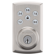 Kwikset 888 Electronic smartcode deadbolt home connect