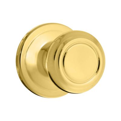 Cameron Knob Polished Brass