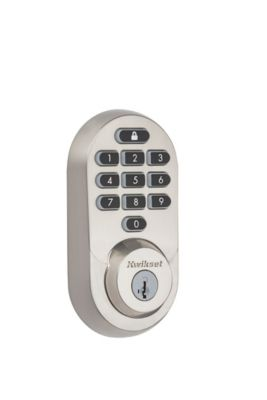 Halo Smart Lock Satin Nickel