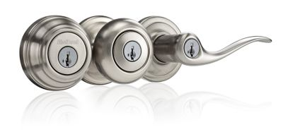 SmartKey Multi Satin Nickel