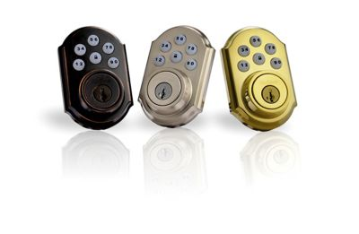 SmartCode Deadbolt Collection