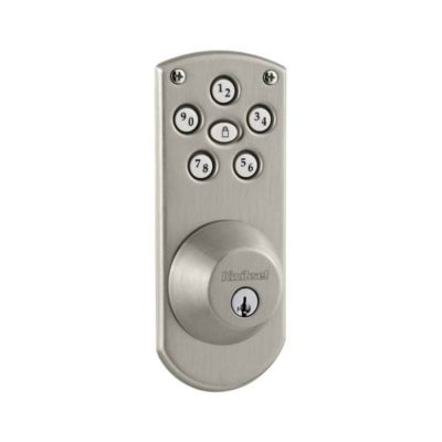 SmartCode Satin Nickel