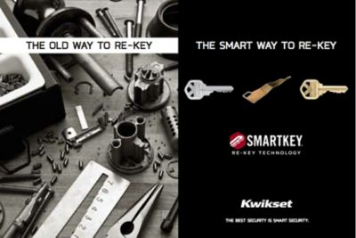 The Old Way to Re-Key vs. the Smart Way to Re-Key