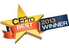 CEPro Winner 2013