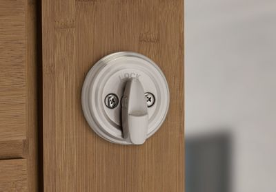Deadbolt One Sided Deadbolt