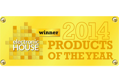 2014 Electric House Winner Products of the Year