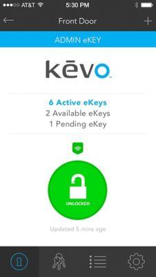 Kevo Plus iOS Unlocked