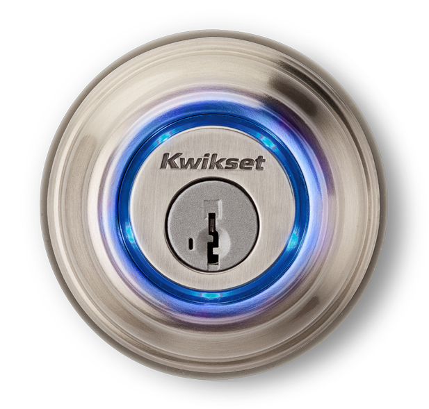 Kevo Smart Lock - Bluetooth Deadbolt Lock | Kwikset – Door Security