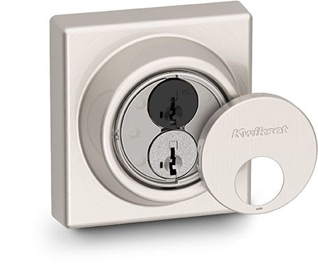 Kwikset: Key Control Deadbolt Contemporary