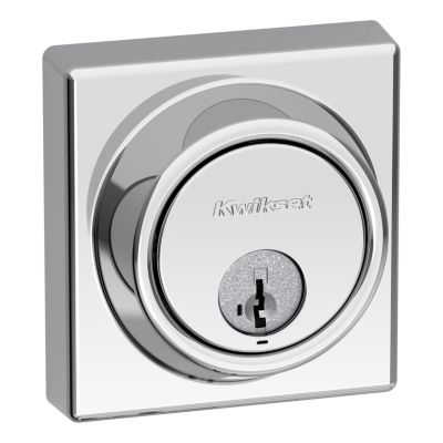 Image for Contemporary Key Control Deadbolt - Keyed One Side - featuring SmartKey