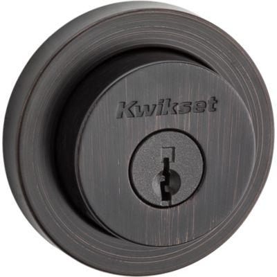 Image for Milan Deadbolt - Keyed One Side - with Pin & Tumbler