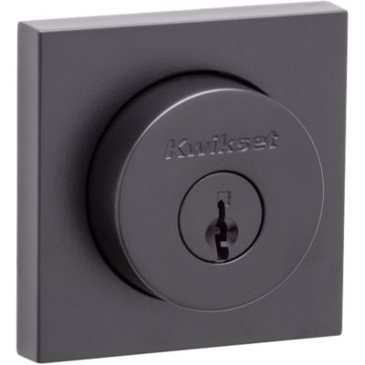 Image for Milan Deadbolt - Keyed Both Sides - with Pin & Tumbler