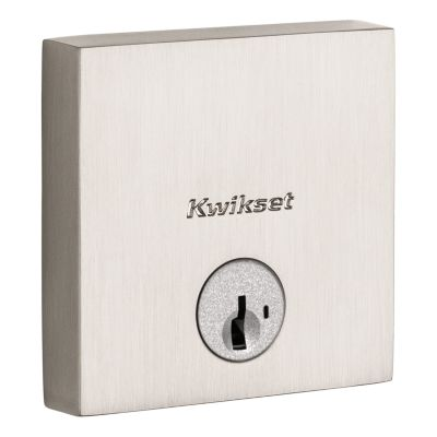 Downtown Deadbolt - Keyed One Side - featuring SmartKey