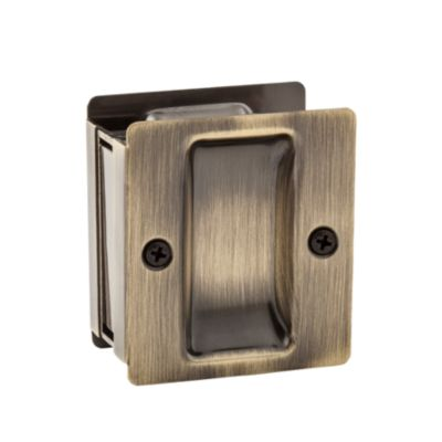 93320 - Notch Pocket Door Lock