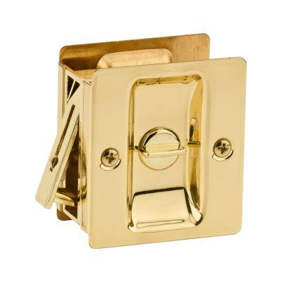 93330 - Notch Pocket Door Lock