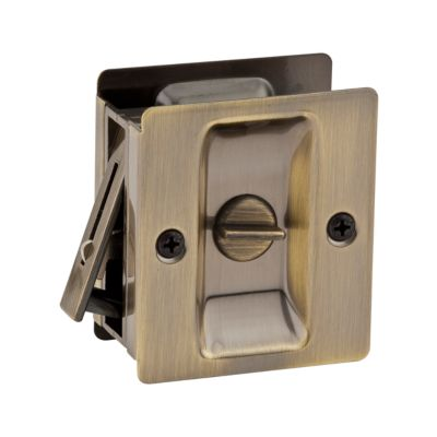 Image for 93330 - Notch Pocket Door Lock