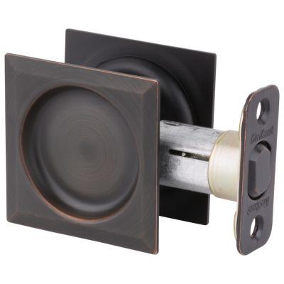 93340 - Square Pocket Door Lock