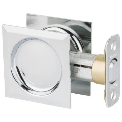 93340 - Square Pocket Door Lock