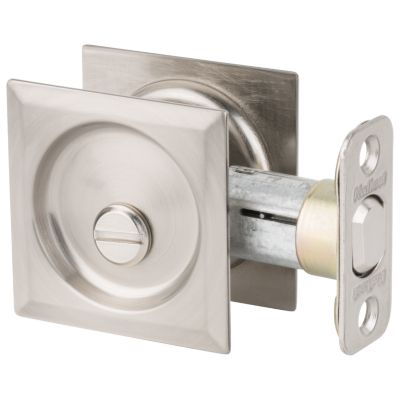 Image for 93350 - Square Pocket Door Lock