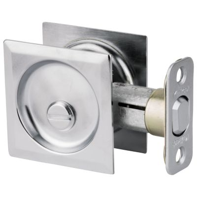 93350 - Square Pocket Door Lock