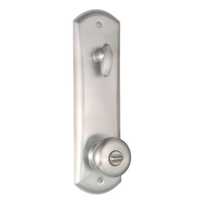 Metal Interconnect - 780 Deadbolt with Hancock Keyed Knob - featuring SmartKey