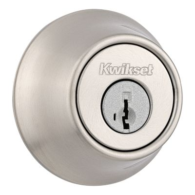 Image for 660 Deadbolt - Keyed One Side - featuring SmartKey