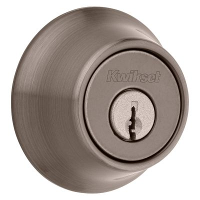 660 Deadbolt - Keyed One Side - with Pin & Tumbler
