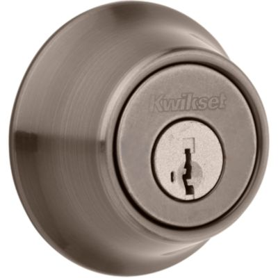 660 Deadbolt - Keyed One Side - featuring SmartKey