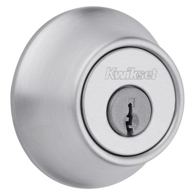 Image for 660 Deadbolt - Keyed One Side - with Pin & Tumbler