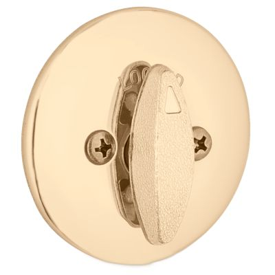 Image for 660 Mobile Home Deadbolt - Keyed One Side - with Pin & Tumbler