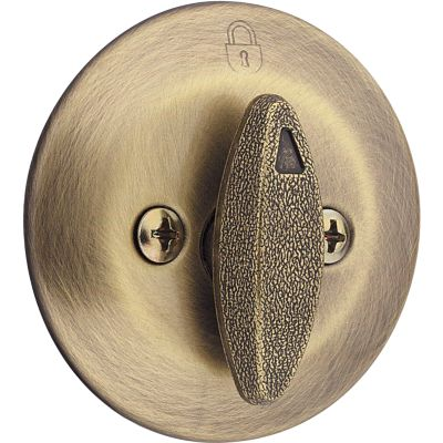 Image for 663 One Sided Deadbolt - Thumb Turn Only