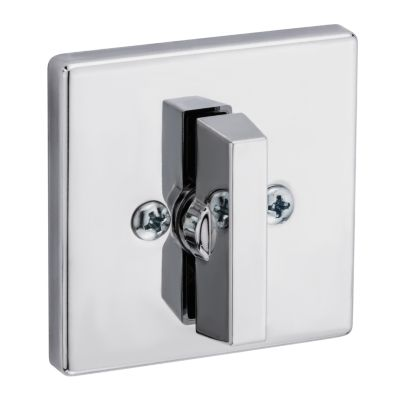 Image for 663 Contemporary Square One Sided Deadbolt - Thumb Turn Only