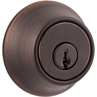 Image for 665 Deadbolt - Keyed Both Sides - with Pin & Tumbler