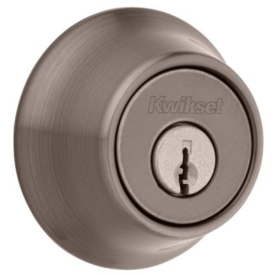 665 Deadbolt - Keyed Both Sides - with Pin & Tumbler