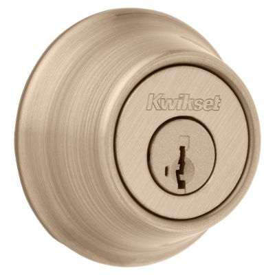 665 Deadbolt - Keyed Both Sides - featuring SmartKey
