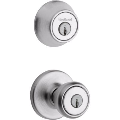 Image for Tylo Security Set - Deadbolt Keyed Both Side - with Pin & Tumbler