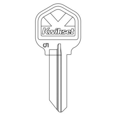 Image for 81063 - Kwikset 5 Pin Extra Random Cut Keys