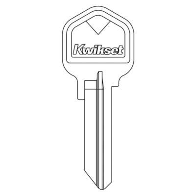 Image for 81210 - Kwikset 6 Pin Extra Random Cut Keys