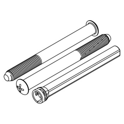 Image for 81691 - Thick Door Conversion Screw Pack