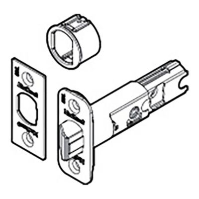 81826 - 6AL Adjustable Half-Round Drive Latches