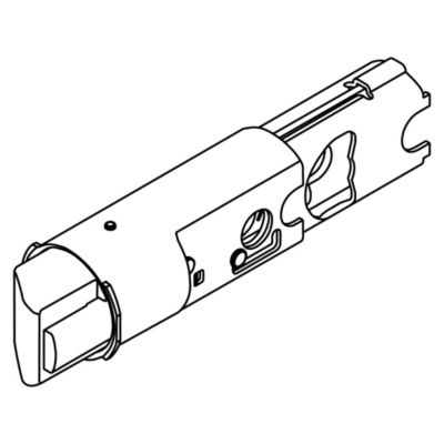 Image for 81847 - Core Adjustable Half-Round Drive Latches