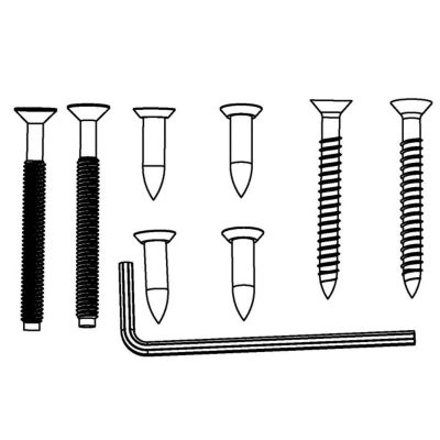 Image for 820284 - Levers Screw Packs
