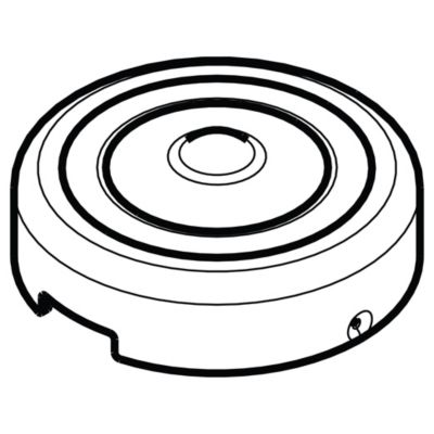 Image for 82215 - Handleset Screw Cap Cover