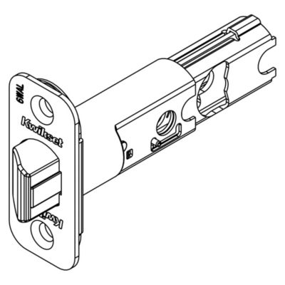 Image for 82246 - RCAL Adjustable Half-Round Drive Latches