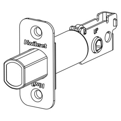 82732 - RCL Deadbolt Specialty Latch