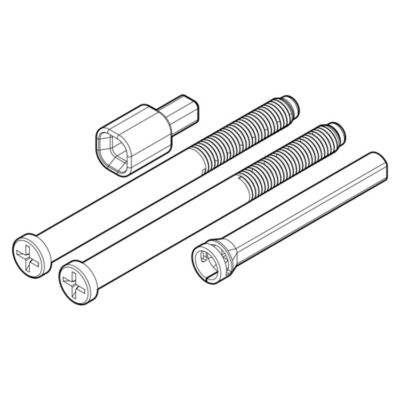 83022 - Thick Door Conversion Screw Pack