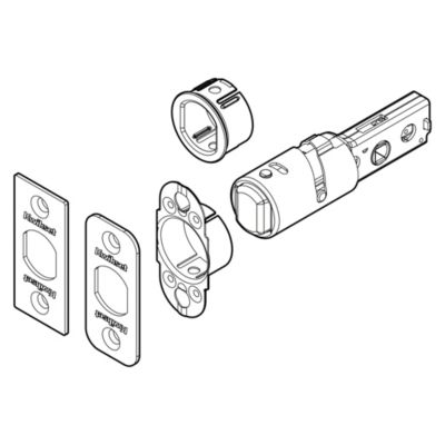 Image for 83023 - 6AL Deadbolt Adjustable Latch