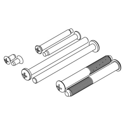 83269 - Adjustable Interconnect Screw Pack