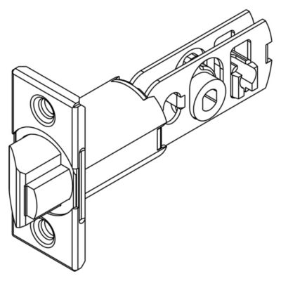 Image for 83277 - Gatelatch Deadbolt Specialty Latch