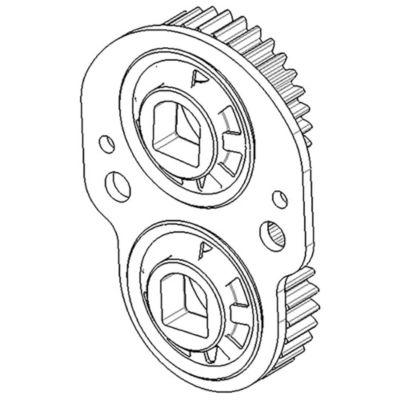 Image for 83386 - Gear Assembly
